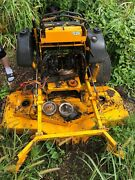 Wright Stander Zk Commercial Mower 61andrdquo Aero-core Deck Local Pickup South Florida