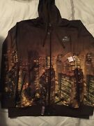 Lifted Research Group 'ben's Night In Tokyo' Jacket 2xl