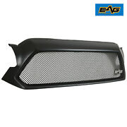 Eag Stainless Steel Mesh Main Upper Grille Fit 12-15 Toyota Tacoma