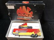 Mac Tools Gmp 1997 First Edition 5000 Racing Transporter 164 Scale New