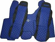Set Seat Covers Floor Mats Daf Xf105 Manualgearbox Right Hand Driving Trucks