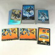 Skylanders Giants Activision Topps Complete Card Set 196 W/ Foils And More