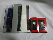 Herpa And Mercedes Benz Miniature Tractor Trailer Trucks / Boxed / Lot Of 5