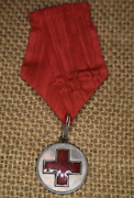 Imperia Imperial Red Cross Russian Russia Japanese War Medal Badge Order