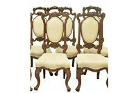 Chairs, Dining, Carved Oak, Four Continental Chairs,vintage/antique, Gorgeous