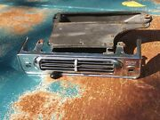 1961 Chevrolet Impala Convertible Ac Center Vent Used Oem Bubble Top Factory Air