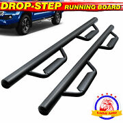 For 2010-2021 Toyota 4runner Non-limit Running Boards Side Step Nerf Bar