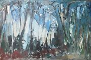Original Landscape Oil Painting Gallery Wrapped Canvas Lindsey 24andrdquo X 36andrdquo