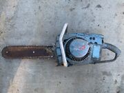 Homelite C-5 Chainsaw For Parts Or Repair