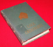 Lake Okeechobee Very Old Antique Books 1948 Hanna Library Gift Estate Find Xr