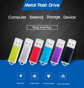 Logo Printed Usb 2.0 Flash Drive Customize Business Advertising Ad Gifts Lot 8gb