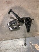 Victory Hammer 1731cc 2009 L/h Side Foot Rest Peg And Gear Lever