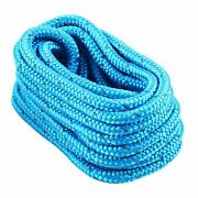 5/8 Inch 20 Ft Reflective Nylon Dock Line Double Braid Marine Boat Mooring Rope