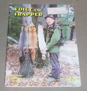 Voice Of The Trapper Magazine1987trapping Wildcatssquirrel Snaringpan Handle