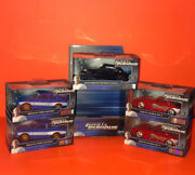 Fast And Furious Collectors Series Die-cast 132 Scale Racing Cars New Buying All
