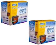 2 Rps Bestair Es12 4 Packs Humidifier Wick Filters For Essick Emerson Kenmore