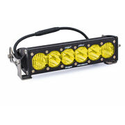 Baja Designs Amber Onx6 10 Driving/combo 12k Lumens Led Light Bar 45-1013