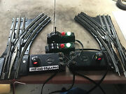 Lionel 022 Remote Control Switches Right And Left Hand Turnouts, Nice Pair Ee