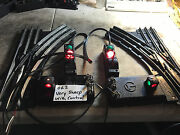 Lionel 022 Remote Control Switches Right And Left Hand Turnouts, Nice Pair Gg3