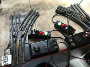 Lionel 022 Remote Control Switches Right And Left Hand Turnouts, Nice Pair 44
