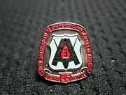"""Carpenters And Joiners Union """"united Brotherhood"""" 35 Years Of Service Pin 7182"""