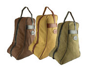 Jack Pyke Canvas Boot Bag Wellingtons Hunting Shooting Footwear Carrier