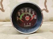 1964 1965 1966 Oldsmobile Olds Starfire Tach Tachometer Console 6411857