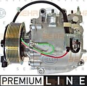 Honda Accord Viii Cu Behr Compressor Ac Air Conditioning 2.0l 2008-