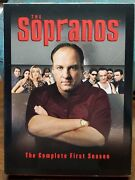 The Sopranos The Complete Seasons 1-6 Part 1 And 2