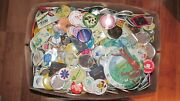 8000 + Pinback Buttons Badges Macaron Pins Quebec French Canada Estate Find