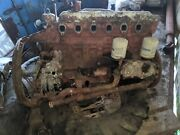 Ford 75-e-15 6 Cylinder Engine Was Manual Pump Partially Stripped