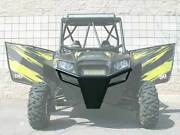 Polaris Rzr Front Bumper Fits All 800 S Xp 900 Light Tabs And Skid Plate Xp900 New