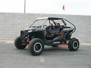 Polaris Rzr Xp1000 Radius Roll Cage W/aluminum Roof And Tabs For Led Bar 2014 2015