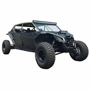 Radius Roll Cage Made With 1.75 Steel Tube Can-am X3 4 Seater Desert Edition