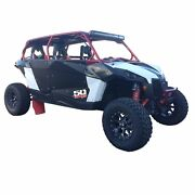 Utv Performance Part Can-am Maverick Max Roll Cage With Lowered Seat Mounts