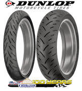 Dunlop Sportmax Gpr-300 Tire Set 120/70-17 180/55-17 Front And Rear - 2 Tires