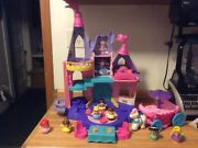 Fisher Price Little People Disney Princess Musical Palace Castle And Carriage