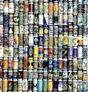 24 16oz Craft Micro Brew Beer Cans Lot No Identicals Unique 2017-current