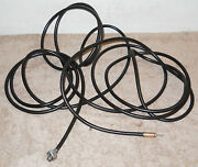 1960 Lincoln Premiere Hardtop Continental Convert Orig Radio Power Antenna Cable