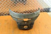1950and039s Scott Atwater 1-16 5hp Outboard Front Cowling Half