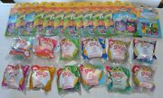 Furby Mcdonalds Happy Meals 2000 Complete Set Of 12 Including Boxes