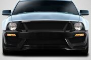 Ford Mustang 05-09 Carbon Creations Carbon Fiber Gt350 Look Front Bumper