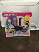 Fisher Price Loving Family Dream Dollhouse Wardrobe With Clothes New