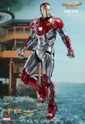 Hot Toys Diecast Spiderman Homecoming Iron Man Mark Xlvii 47 Mms427d19 Misb