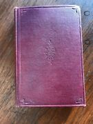 The Scottish Chiefs By Jane Porter Published 1900 By J. B. Conkey Co. Hb Book Vg