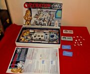 Hasbro Operation Star Wars R2d2 Robot Kids Board Game 36550 _used_