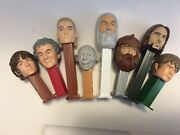 Pez - Lord Of The Rings - Set Of 8