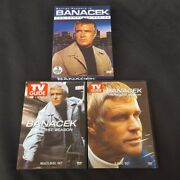 Banacek - The Complete Series With Pilot Episode Dvd 2008 5-disc Not China Junk