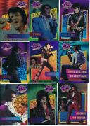 1993 The Elvis Collection Dufex Card Lot Of 12 Miss Cutbacks Error Cards L@@k