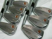 Honma Irons Set Golf Red Mole Ladies Cl-606 Great Distance A-flex 7pc